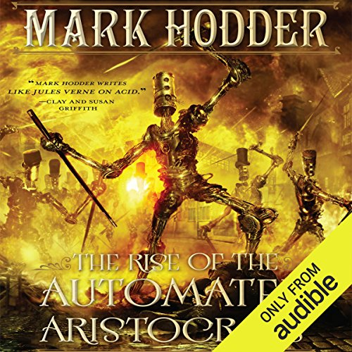 The Rise of the Automated Aristocrats Titelbild