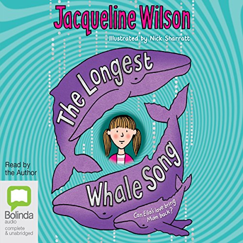 The Longest Whale Song audiobook cover art