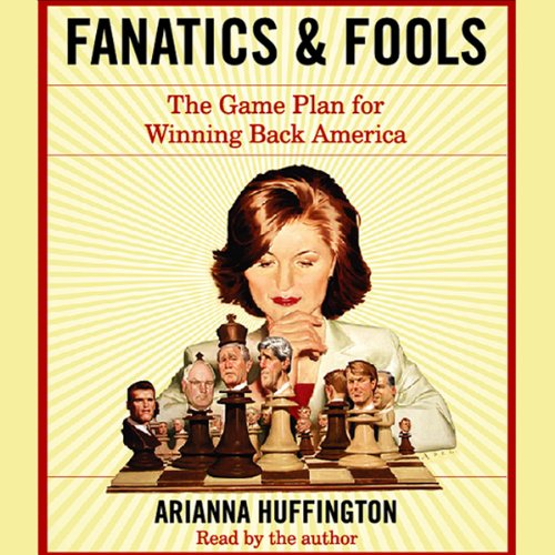 Fanatics and Fools audiobook cover art
