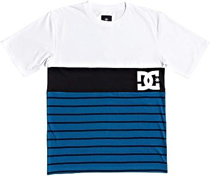 DC Shoes Crew Up-Camiseta para Hombre