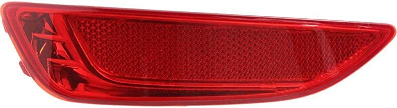 New Rear Left Driver Side Bumper Reflector For 2012-2017 Hyundai Accent Hatchback HY1184104 924051R200