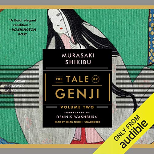 The Tale of Genji, Volume 2 audiobook cover art