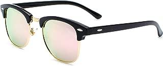 Classic Half Frame Sunglasses Fashion Eyeglasses for Men Women