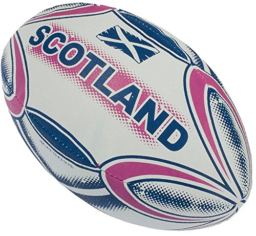 I Luv LTD Adult Size Large Rugby Ball Scotland with