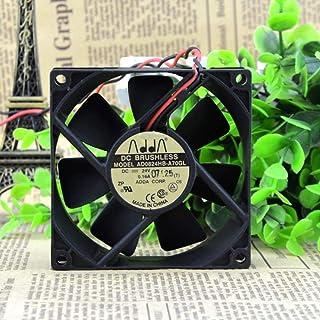 for ADDA xixi Cooling Fan AD0824HB-A70GL 8025 24V 8cm Radiator Fan Inverter