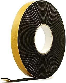 Neoprene Rubber Black Self-Adhesive Sponge Strip 1