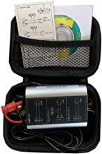 A.Dinsenen integrative USB Hart Modem USB to Hart Protocol Modem Hart Transmitter HART Convertor(Suitable for All Devices Which Support Hart Protocol)