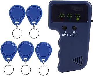 Écrivain de Poche Portable 125KHz RFID ID, duplicateur de copieur pour la sécurité à la Maison + 5pcs inscriptible EM4305 ...