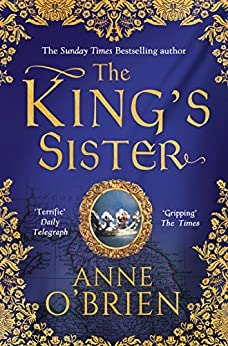 The King's Sister by [Anne O'Brien]