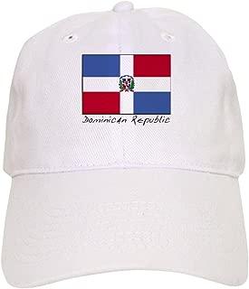 Dominican Republic (Flag) Baseball Cap