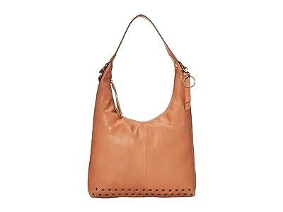FRYE AND CO. Evie Hobo (Cognac) Handbags