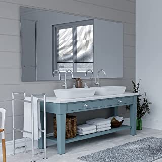 ARTTOR Grand Miroir Salle de Bain ou Un Petit Miroir Mural. Diverses Dimensions. Design Classique - Un Elément Décoratif p...