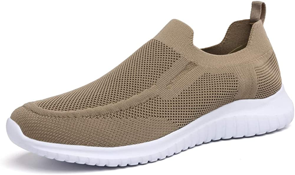 poemlady Men's Slip on Loafer 5 popular Casual Comfortable Mesh Shoes- Wal Max 56% OFF