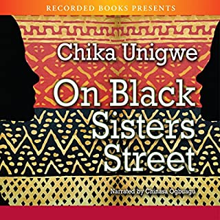 On Black Sister's Street audiobook cover art