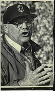1973 Press Photo Woody Hayes, United States Football Coach - mjc36352 - Historic Images