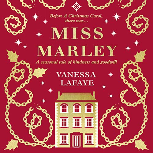 Miss Marley audiobook cover art