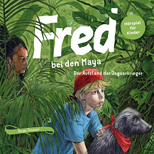 Fred bei den Maya cover art