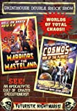 Grindhouse Double Feature: Warriors Wasteland/Cosmos: War of The Planet
