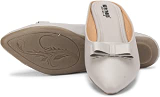 DYMO FOOTWEAR Women & Girls Casual and DailyWear (Bellies) Flat Mules