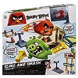 Angry Birds - Pista lanzadera (Bizak 61920505)