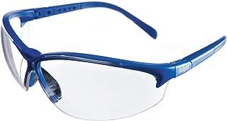 Dräger X-pect 8340 Gafas de Seguridad   Lentes de protección Rayos UV antivaho  Patillas Ajustables en Longitud   para Industria, Deporte, logística