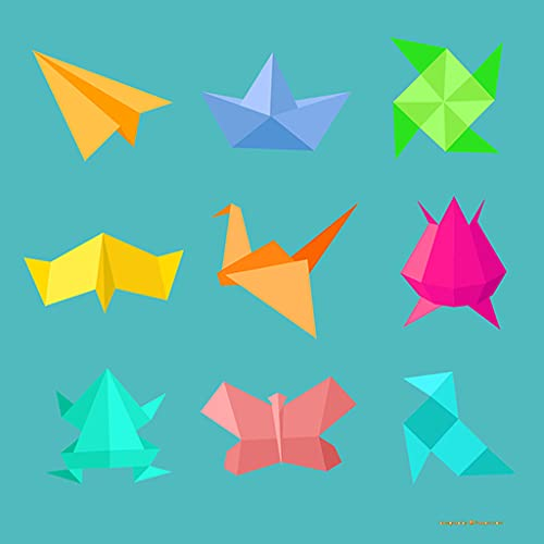 Match 3 Origamis in Row