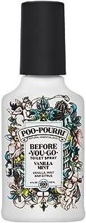 poo pourri vanilla mint