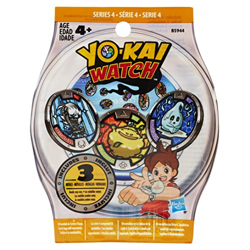 Yokai Watch B5944 – Juguete Medallas Blind Bag (modelos surtidos)