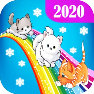 Cute Cats Glowing new 2020 free games for cats lovers to play free on kindle fire tablet offline without wifi or internet