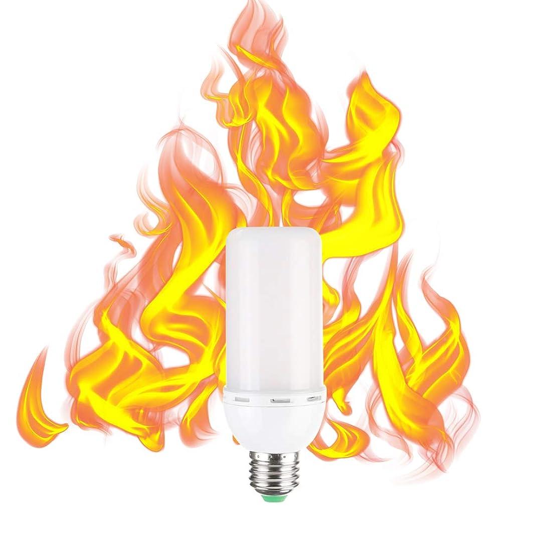 単なる群がる役に立つHHZR 火焔ランプ キャンドルライト led 6W蝋燭ライト LED電球 蝋燭 ledゆらぎ フレームランプ e26 雰囲気ライト 揺らぐ炎 ロウソクライト 炎電球 3モード イルミネーション 電球色 点滅灯