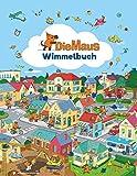 Die Maus - Wimmelbuch: Das große Sendung mit der Maus Bilderbuch ab 2 Jahre