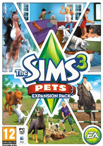 The Sims 3 Pets (PC/Mac DVD)[Importación inglesa]
