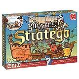 Stratego Pirates! Niños Juego de Mesa de Carreras - Juego de Tablero (Juego de Mesa de Carreras, Niños, 30 min, Niño/niña, 5 año(s), Alemán, Inglés)