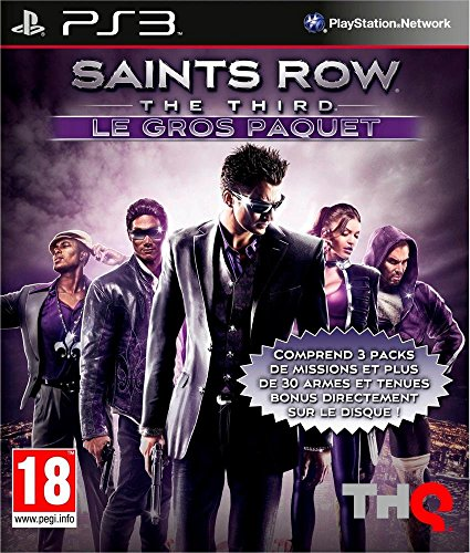 Saints Row : The Third - le Gros Paquet [Importación francesa]