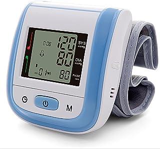 LL-Monitor de presión arterial digital inflado automático Monitor de ritmo cardíaco con pantalla LED Digtital , A