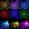 Litake Party Lights Disco Ball Strobe Light Disco Lights, 7 Colors Sound Activated with Remote Control Dj Lights Stage Light for Festival Bar Club Party Wedding Show Home-2 Pack #1