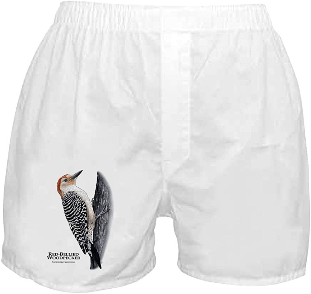 Max 52% OFF CafePress Red-Bellied Woodpecker Boxer Shorts Complete Free Shipping
