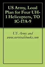 US Army, Load Plan for Four UH-1 Helicopters, TO 1C-17A-9