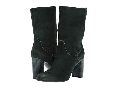 Free People Dakota Heel Boot (Green) Women