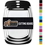 Gorilla Grip Original Oversized Cutting Board