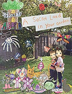 Welcome to ALDAFIA: A Secret Land in Your Garden