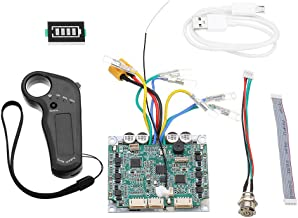 Esk8Club DIY Electric Skateboard ESC Kit with Remote Control Pack Electric Longboard Dual Motor Controller