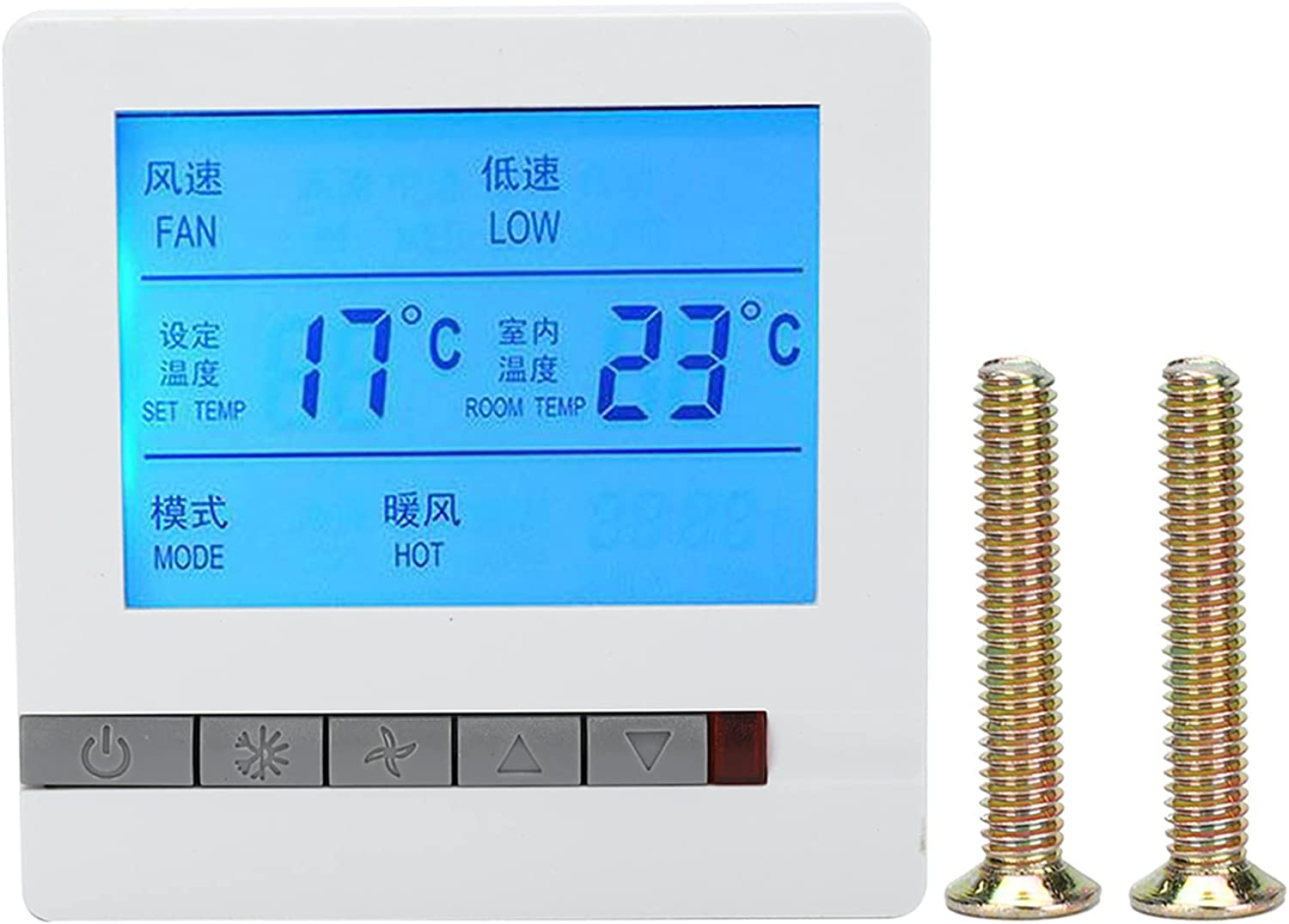 Smart Thermostat, Digital Temperature Controller, Thermostat Pan