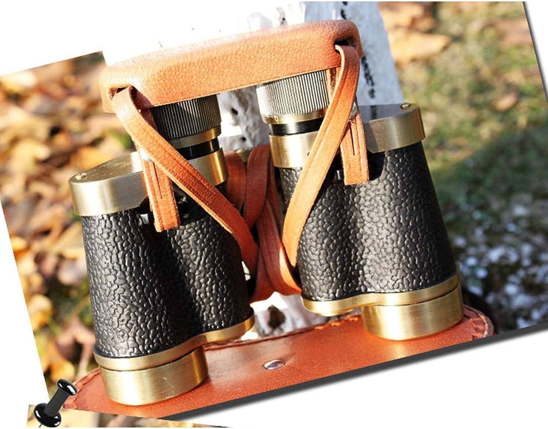 Klerokoh 8x30 8x30 8x30 Metallfernglas für Erwachsene, kompakt, Fernglas für Vogelbeobachtung, Stargucker und Konzerte mit BAK4 Prism FMC Objektiv (Farbe   Copper) B07K42SNZJ | Verschiedene Waren  177ddf
