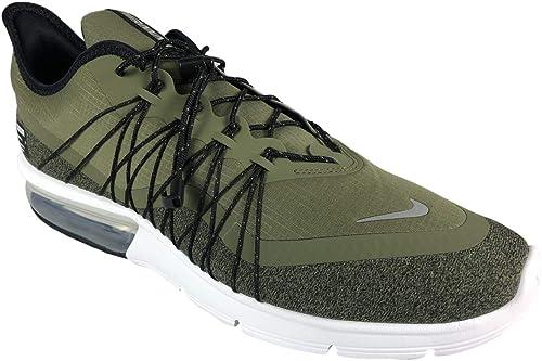 Nike Air MAX Sequent 4 Utility Hombre Running Trainers Av3236 Turnschuhe schuhe