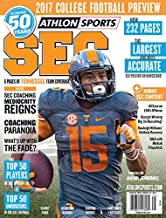 Athlon Sports 2017 College Football SEC Tennessee Volunteers Preview Magazine