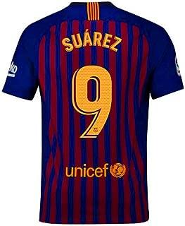 2018 barcelona home jersey