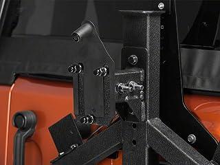 $461 » Raxiom Factory GPS Rear Back Up Camera Kit with Easy Upgrade Fits Jeep Wrangler JK 2007-2018