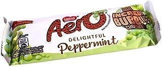 Nestle Aero - Barra de chocolate (27 g, 4 unidades)