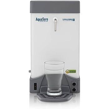 Eureka Forbes Aquasure from Aquaguard Aquaflo DX Wall Mountable UV White 120 L/hr Water Purifier